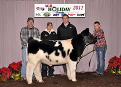 Grand Champion Shorthorn Plus - 2011